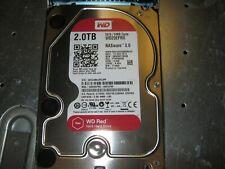 """Western Digital Red NAS 2TB,Internal,3.5"""",5400 RPM HDD - WD20EFRX"""