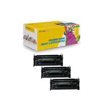Compatible Toner Canon 3Pack 052H for Canon image CLASS LBP214dw LBP215dw MF424d
