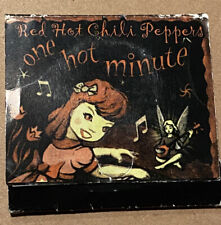 Red Hot Chili Peppers One Hot Minute Promo Condom / Rubber