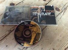 TIM MCGRAW - All I Want - CD - **Excellent Condition**