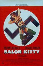 SALON KITTY Belgian movie poster TINTO BRASS NAZISPLOITATION 1977 RARE NM
