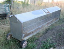 SHEEP FEEDER DOUBLE SIDED 10 FOOT LONG