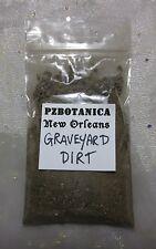 Graveyard Dirt // New Orleans Voodoo & Hoodoo