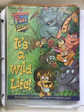 Mc Donalds Fun Times Magazine 1997