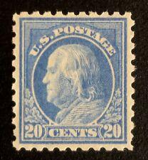 United States #438 Mnh. Vf-Xf centering. $430.00 Cv.