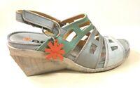 ё913) Luxus Designer Art Company Sommer Schuhe Sandalen Gr.39 40 41 NEU 115€