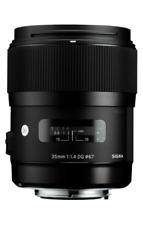 Sigma 35mm F1.4 DG HSM 'A' Art Lens in Sony FE E Mount Fit (UK Stock) BNIB