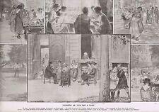 Guerre 1914 1918 Journées de juin 1918 à Paris