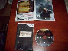 Cursed Mountain (Nintendo Wii, 2009)
