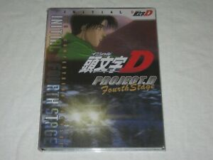 Initial D - Project D - Fourth Stage - Box Set - Anime - All Regions - VGC - DVD