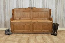 Solid Wood Children's Playroom Benches