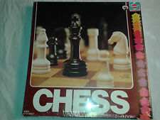 Vintage 1979 Hasbro Chess Board Game USA Made Complete Sealed