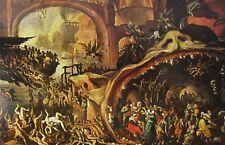 The Sibyl Aeneas Underworld Charon's Boat Hell Jacob Isaac van Swanenburg 1620