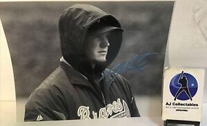 Craig Kimbrel autographed 8X10 no coa Atlanta Braves, chicago White Sox  mlb