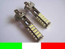 2 LAMPADE 68LED SMD H1 FENDINEBBIA ALTA POTENZA T1