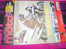 Fascicule Moto Joe Bar Team n°59 Suzuki SV 1000 S Yamaha 900 TDM VERMEULEN
