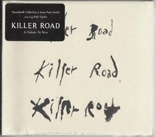 KILLER ROAD A TRIBUTE TO NICO CD SEALED ft PATTI SMITH freepost worldwide