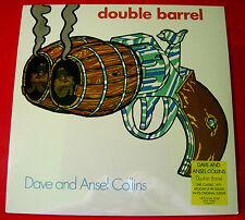 Dave &Ansel Collins Double Barrel LP 180g Vinyl RI+Insert 2013 NEW SEALED Reggae