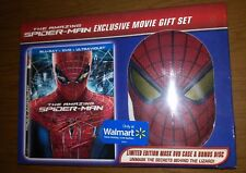 The Amazing Spiderman Walmart Exclusive Movie Gift Set, Blu-ray DVD And Digital