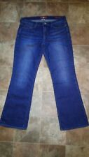 Lucky Brand Womens Sweet N Low Boot Cut Jeans Stretch Size 12x31 Regular