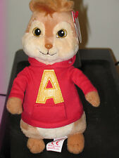 Ty Beanie Baby ~ ALVIN and the Chipmunks ~ MINT with MINT TAGS ~ NEW