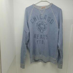 NFL Junk Food Originals of California Medium Sweatshirt  Chicago BEARS