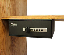 V-Line Slide Away personal home security safe. Protect valuables, jewelry.