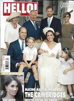 Kate Middleton Hello Magazine Meghan Markle Prince William Harry George Charles