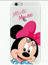 "Funda Carcasa TPU Iphone 6/6s (4,7"") Minnie Mouse Disney Case Love"