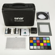 Sinar Digitalback 54M Komplettset inkl. Software und GretagMacbeth ColorChecker