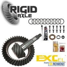 "Dodge Chrysler 8.25"" 10 Bolt 3.55 Richmond Excel Ring Pinion Gear w/ Install Kit"