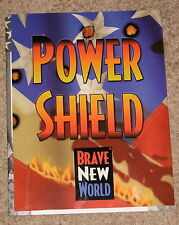 Brave New World Power Shield Adventure by Pinnacle Entertainment Group