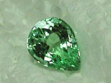 2.72 CARATS CERTIFIED PARAIBA TOURMALINE - EYE CLEAN - NEON MINT GREEN COLOR