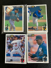 (Pick Your Team) 1994 Upper Deck Collector's Choice Baseball Team Set