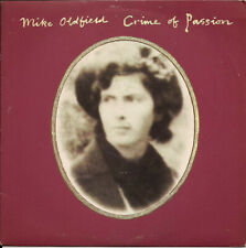"Mike Oldfield Crime Of Passion UK 45 7"" single +Picture Sleeve +Jungle Gardenia"