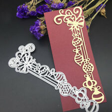Metal DIY Cutting Dies Stencil Scrapbook Album Paper Card Embossing Crafts New