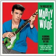 Marty Wilde Very Best Of 2-CD NEW SEALED A Teenager In Love/Endless Sleep+