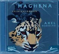 Axel Rudolph - Maghena - Hörbuch - mp3 CD - Neu / OVP