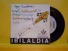 """Ibilaldia Durango 1992 Vasque Folk (EX+/EX) gatefold Bagoaz!  7""""  ç"""