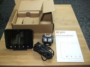 Geo Smart Home Energy Dual Monitor Meter
