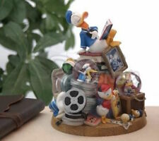DIsney Auctions SNOWGLOBE ** Donald Duck 75th Anniversary ** LE 350