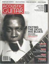 Acoustic Guitar (magazine) August 2015 - Paying the Devil His Blues (Robert John