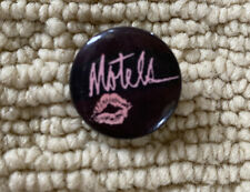 New listing The Motels Rock N Roll Pin Vg