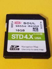 96554-B2352 2014 2015 2016 KIA Soul Navigation SD CARD 96554B2352 OEM