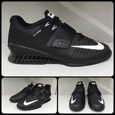 Nike Romaleos 3 el levantamiento de pesas Zapato, hombre Talla Reino Unido 11.5, EU 47, EE. UU. 12.5, 852933-002