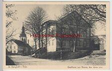 (108643) AK St. Gangloff i.Th., Gasthaus Zur Krone, vor 1945