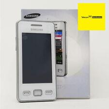 Samsung Star 2 2G - SIM Free Mobile Phone - White - New Condition - Unlocked