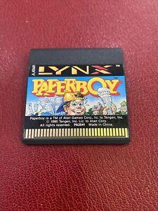 Paperboy Atari lynx Game