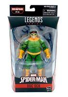 Marvel Legends DOC OCK Figure NEW Hasbro SP//dr BAF Doctor Octopus Spider-Man