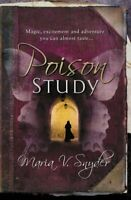 Poison Study (MIRA) by Snyder, Maria V. Paperback Book The Fast Free Shipping